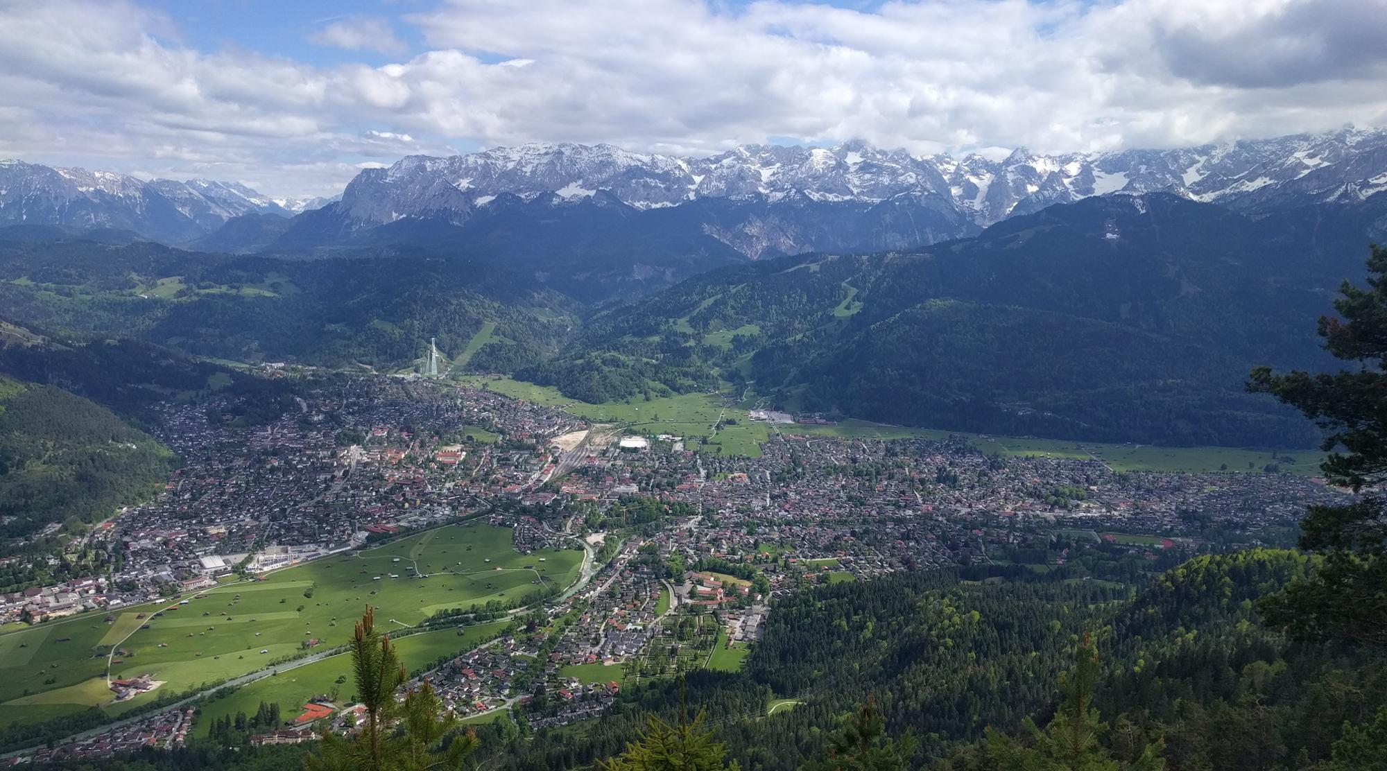 Garmisch Webcam